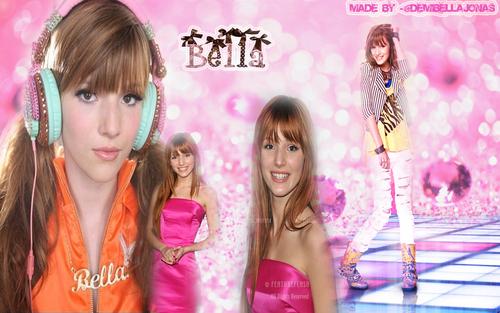 Bella thorne background