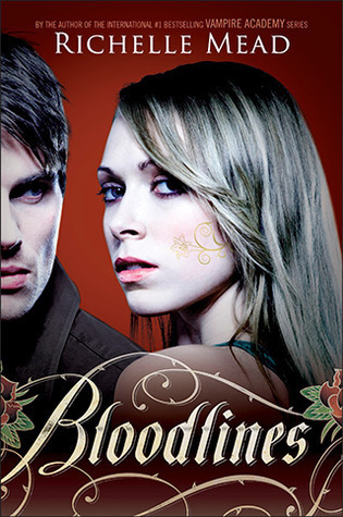 Bloodlines Cover - bloodlines-series Photo