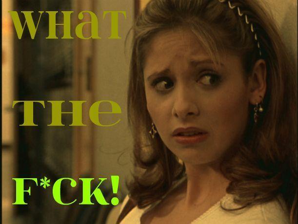 Buffy Season 1 Edits
