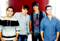 Carlos and Big Time Rush