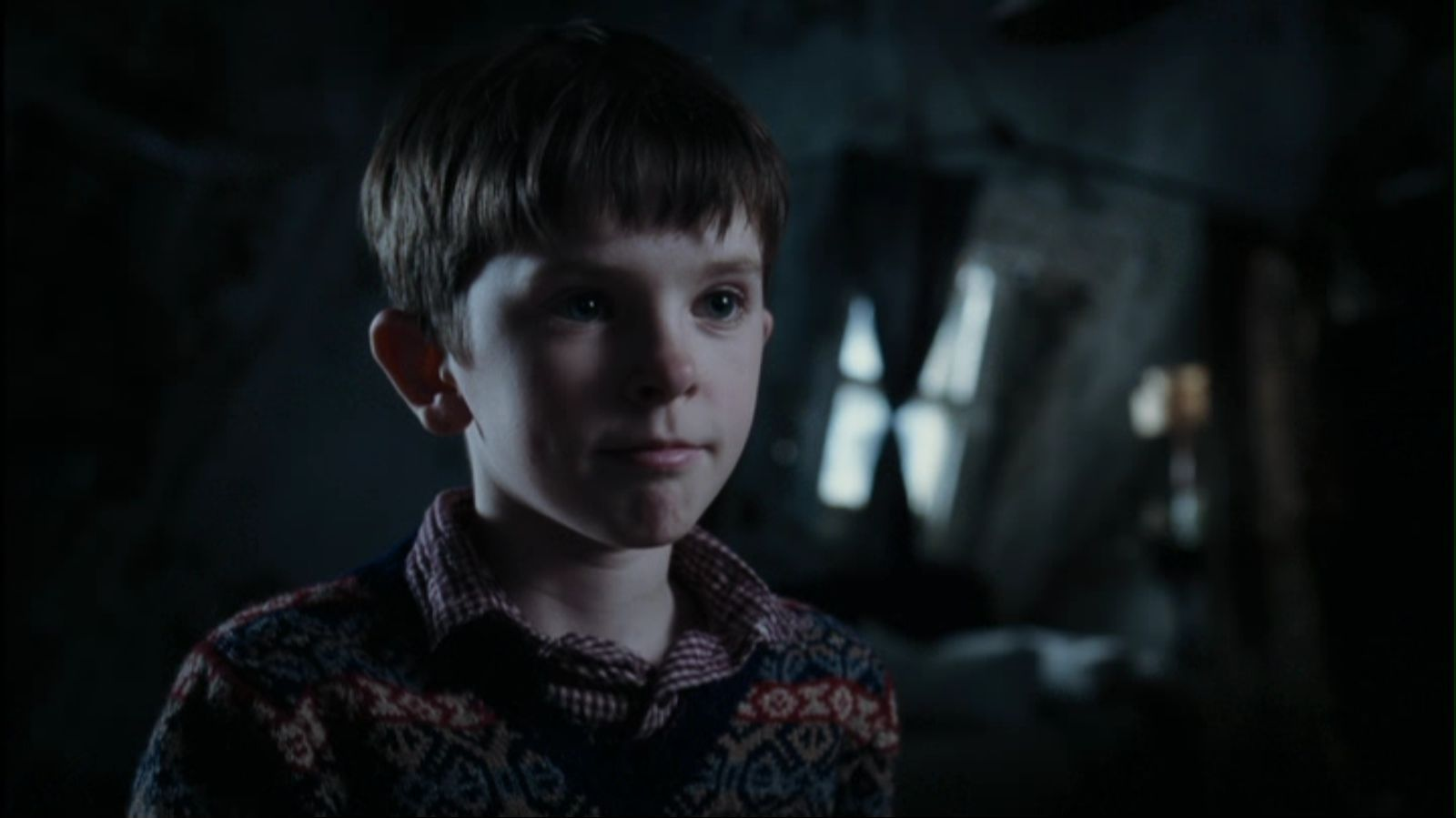 Boy From Charlie And The Chocolate Factory
