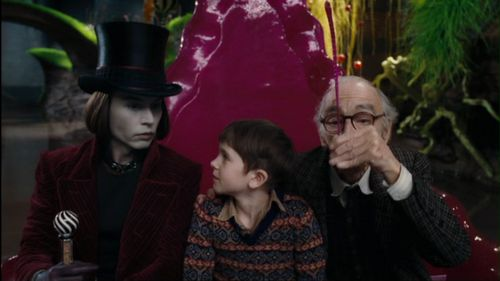 Charlie and the Chocolate Factory - freddie-highmore Screencap