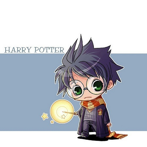 চিবি Harry Potter Characters!