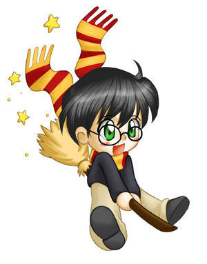 《K.O.小拳王》 Harry Potter Characters!