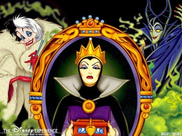 classic disney villains - photo #5