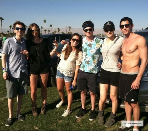 Percy Jackson And Annabeth Chase wallpaper entitled Coachella Valley Music & Arts Festival 2011 [Day 1] – April 15, 2011