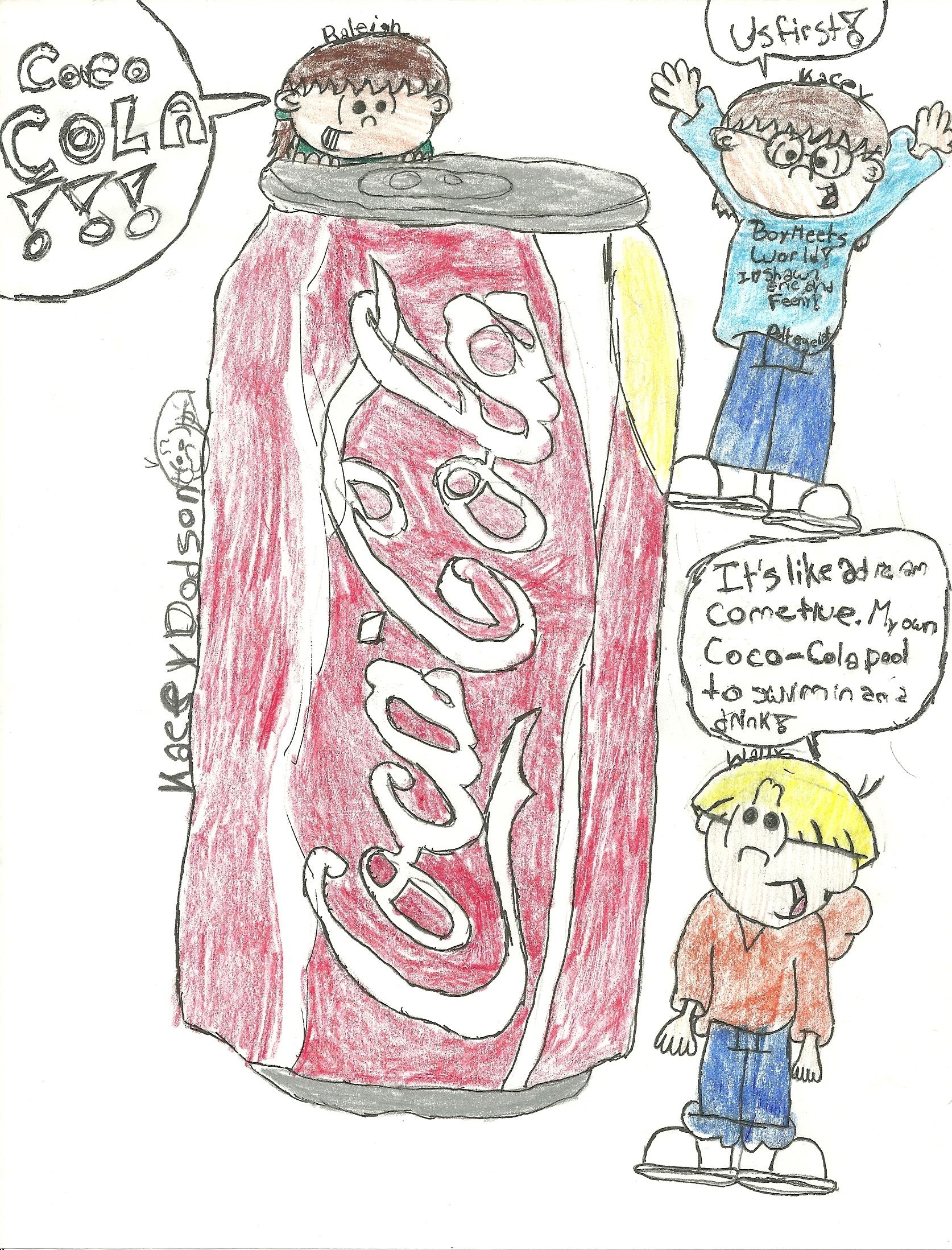 Coco Cola!