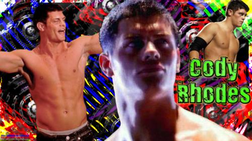 Cody Rhodes Обои