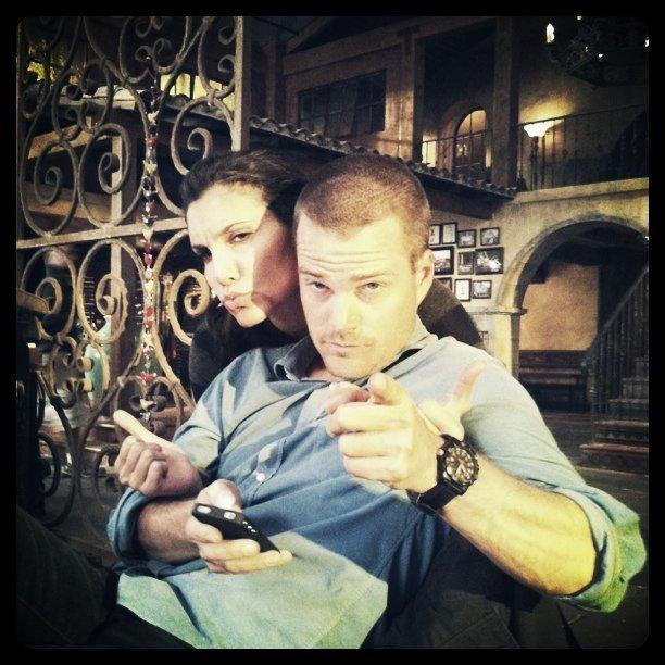 Daniela and Chris