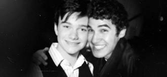 Darren/Blaine-Chris/Kurt