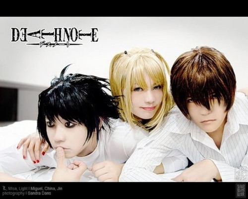 Death Note (cosplay)