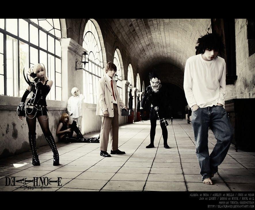 Death Note Cosplay Death Note Foto 21511534 Fanpop