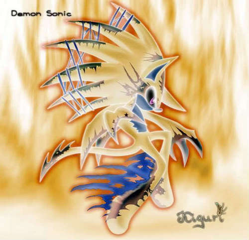 Demon Super Sonic