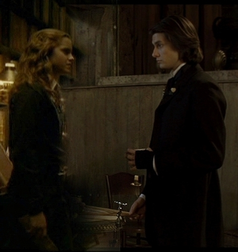 Dorian&Hermione
