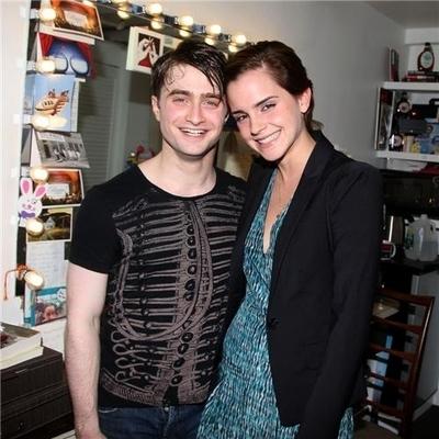 Emma visits Dan