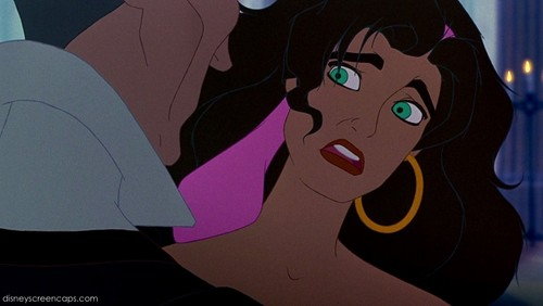 Disney Females wolpeyper probably with anime called Esmeralda