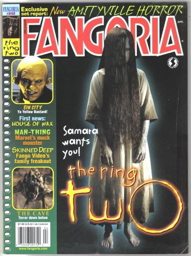 Fangoria horror