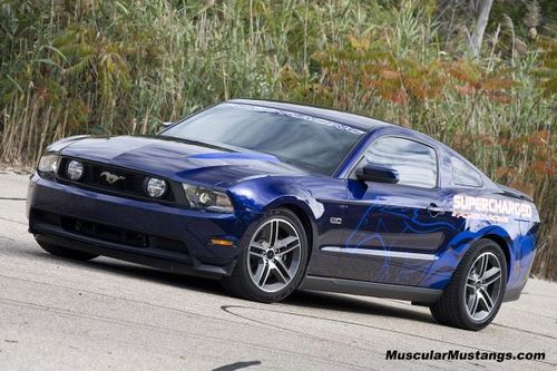 Ford Mustang! ;D