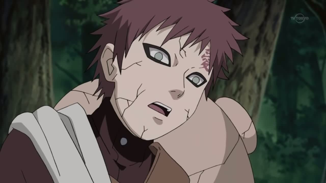 gaara naruto - photo #3