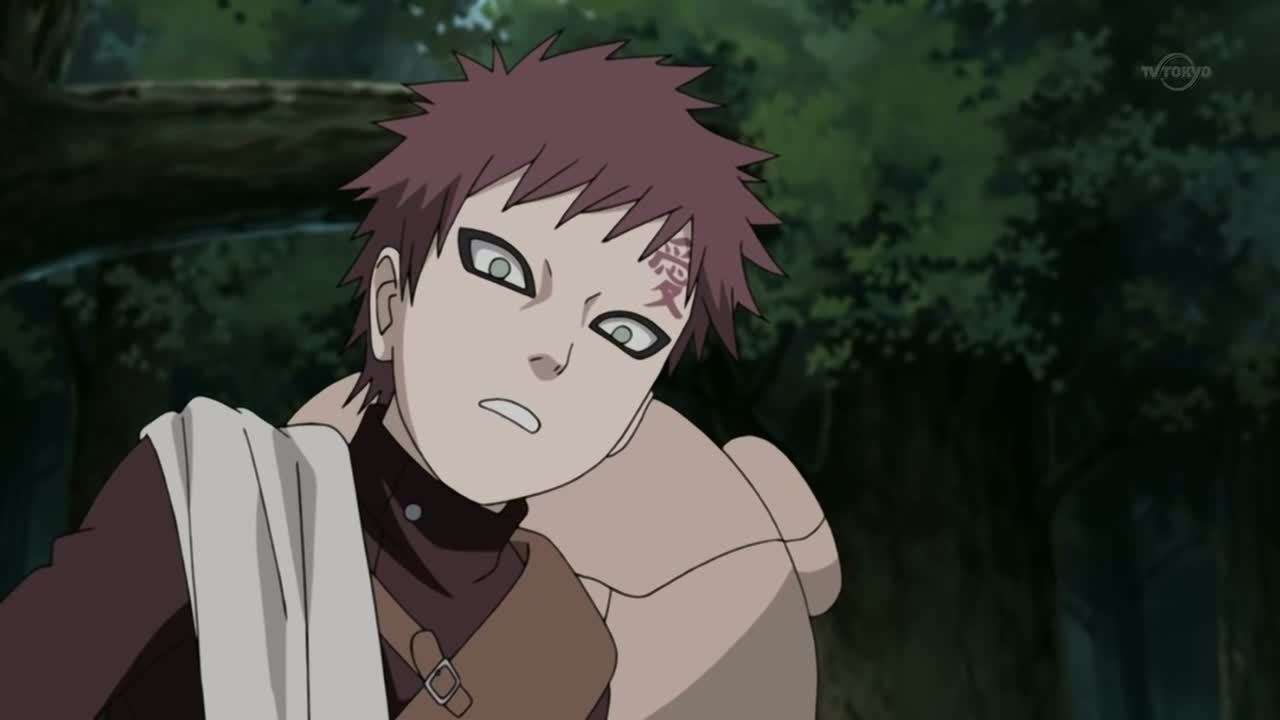 gaara naruto - photo #5