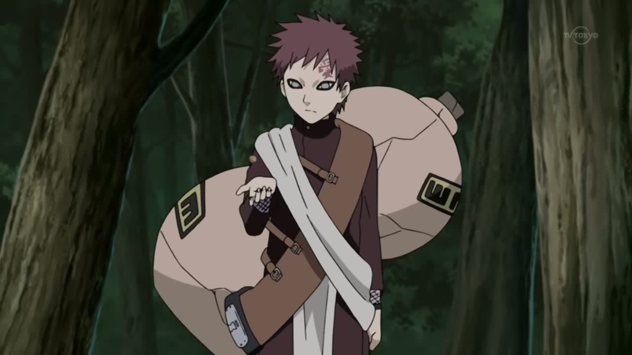 gaara naruto - photo #23