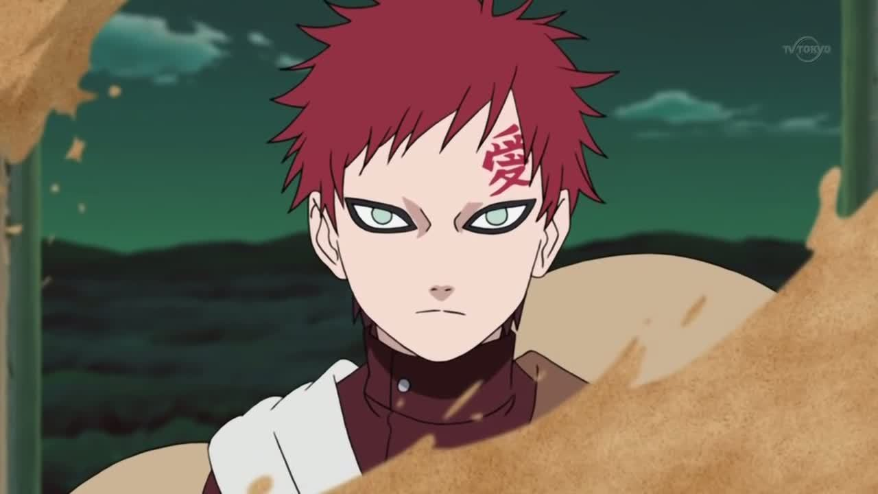 gaara naruto - photo #1