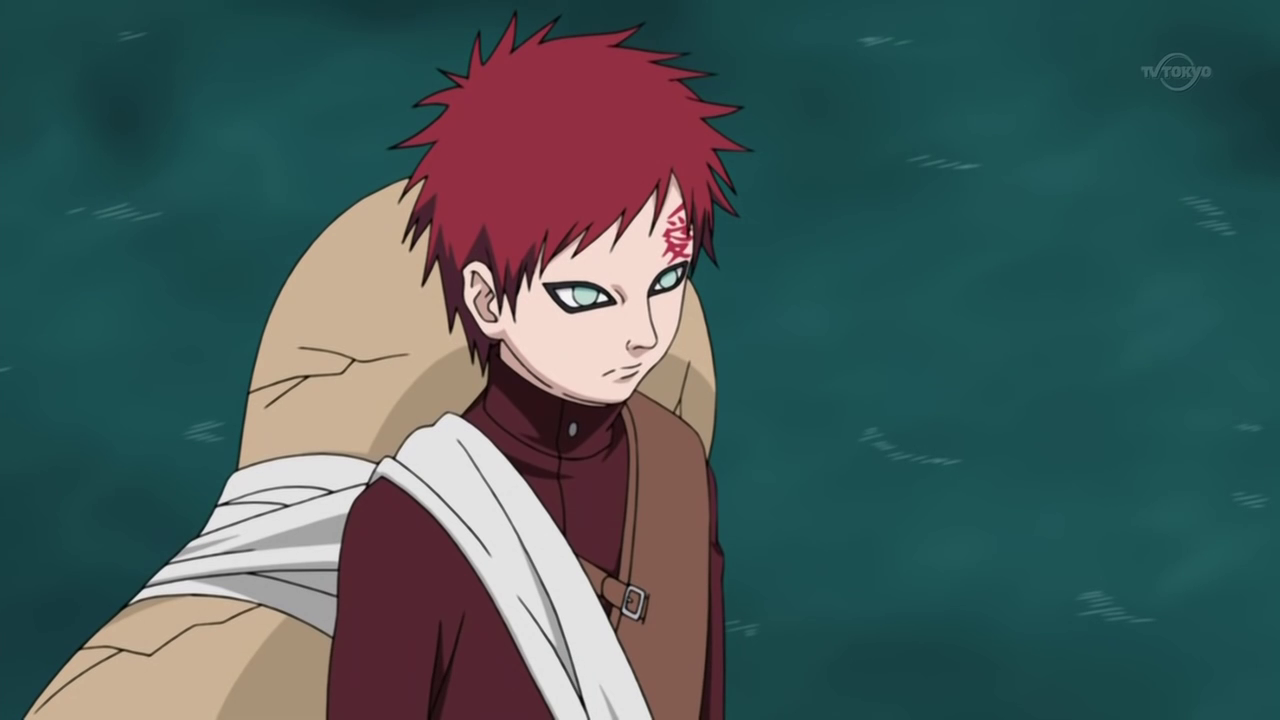 gaara naruto - photo #26
