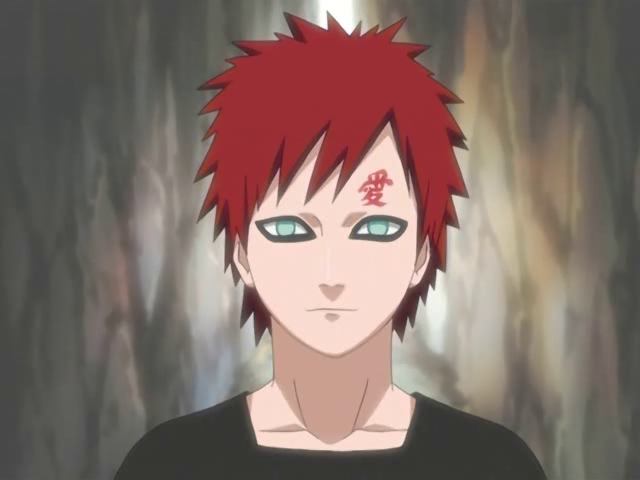 gaara naruto - photo #12