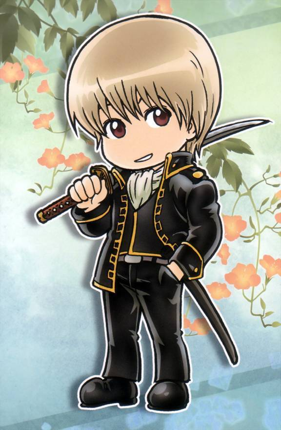 gintama chibi - photo #9