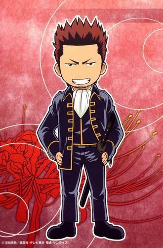 Gintama Chibi Wallpaper