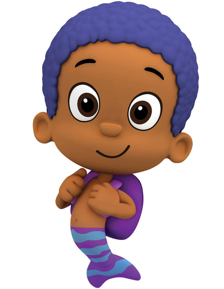 bubble guppies goby coloring pages - photo#35