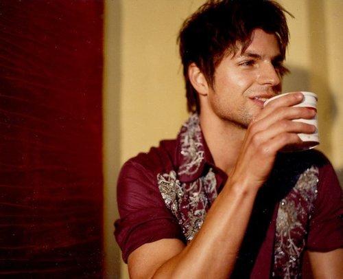 Hot... coffee