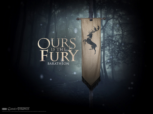 House Baratheon - game-of-thrones Wallpaper