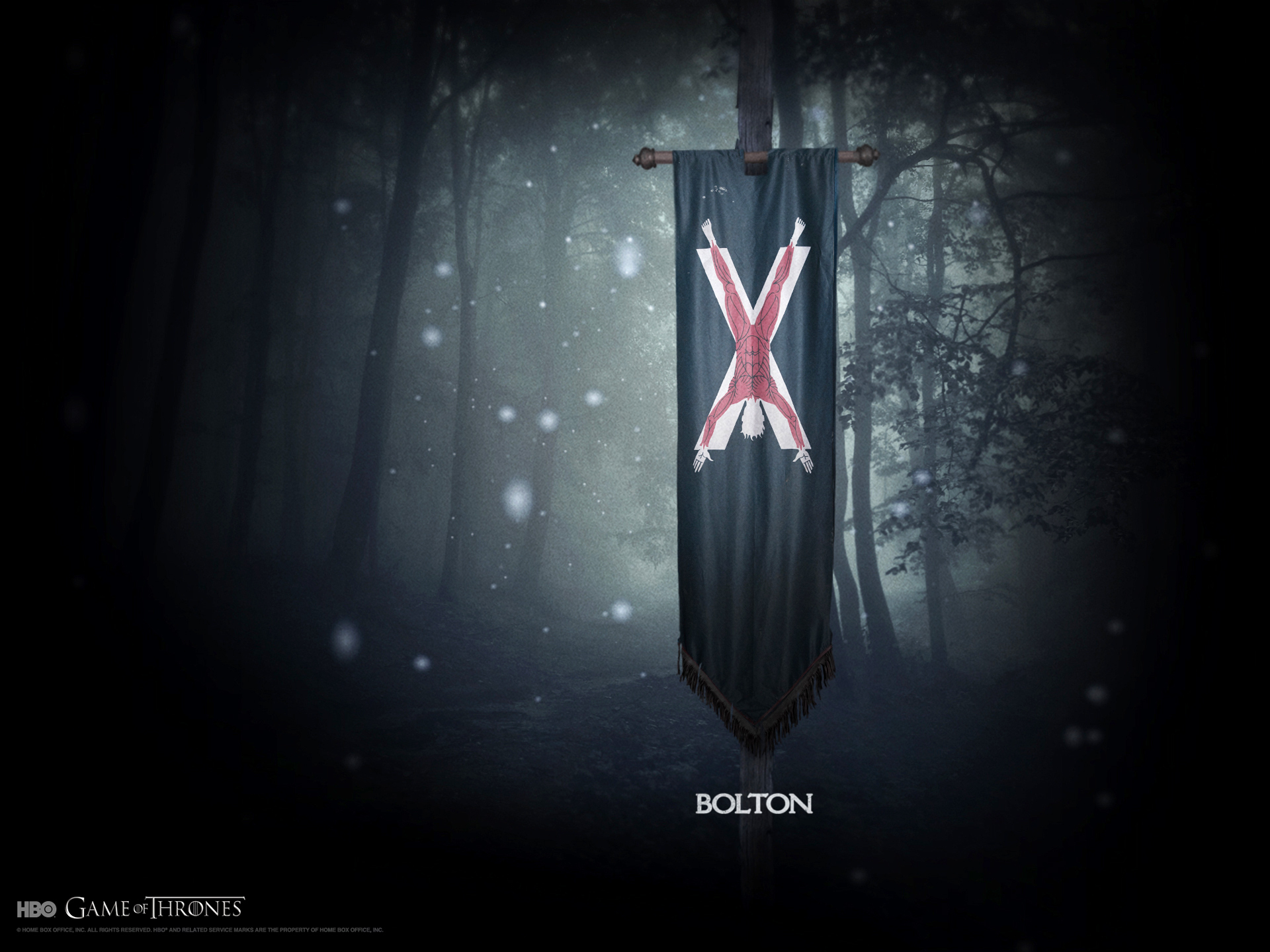 House Bolton - Game of Thrones Wallpaper (21566407) - Fanpop