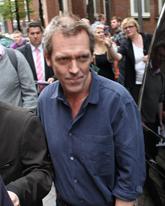 Hugh Laurie- hamburg