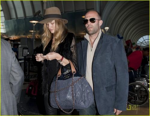 Jason Statham: Ready for NYC!