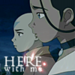 Katara and Aang - katara icon