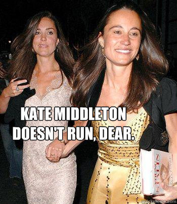 Kate Middleton - Hilarious অনুরাগী Art