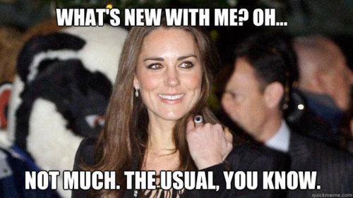 Kate Middleton - Hilarious fan Art