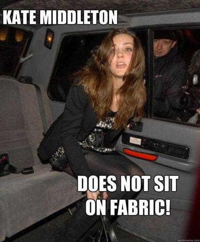Kate Middleton - Hilarious người hâm mộ Art