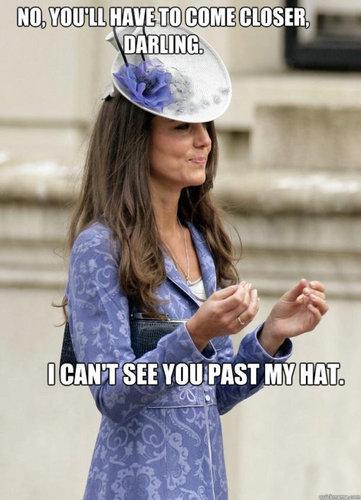 Kate Middleton - Hilarious fan Art