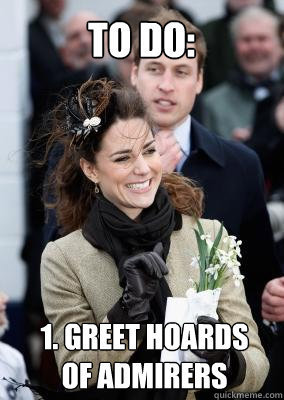 Kate Middleton - Hilarious پرستار Art