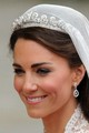Kate Middleton now Duchess of Cambridge - Wedding Dress
