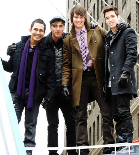 Kendall : Big Time Rush
