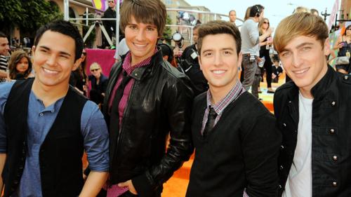Kendall : Big Time Rush