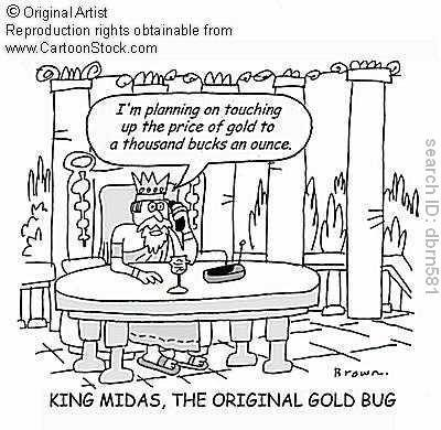 King Midas, The Original or Bug