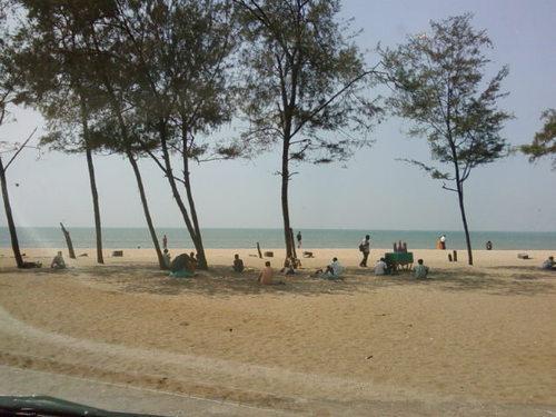 Kozhikode plage