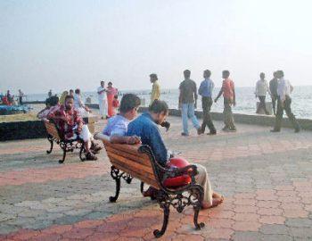Kozhikode 바닷가, 비치