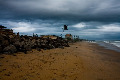 Kozhikode strand