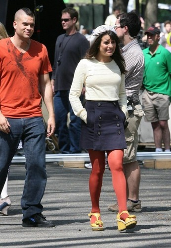 Lea & Mark in NYC